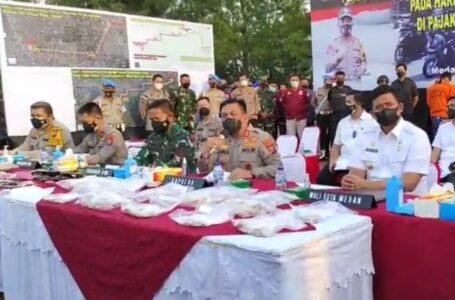 Polda Sumut Ungkap Kasus Perampokkan Toko Mas Pasar Simpang Limun
