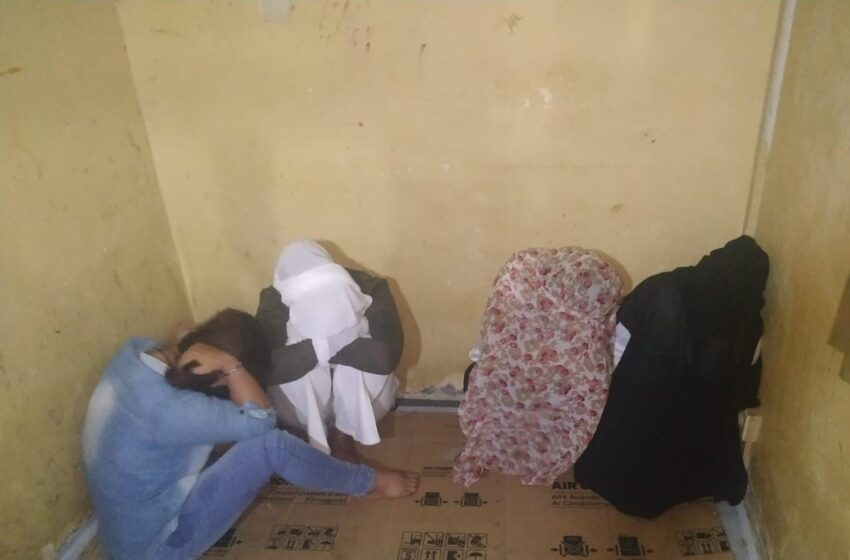 Wanita Muda yang Diduga Sebagai Pekerja Seks di Aceh Diamankan Polisi Syariah