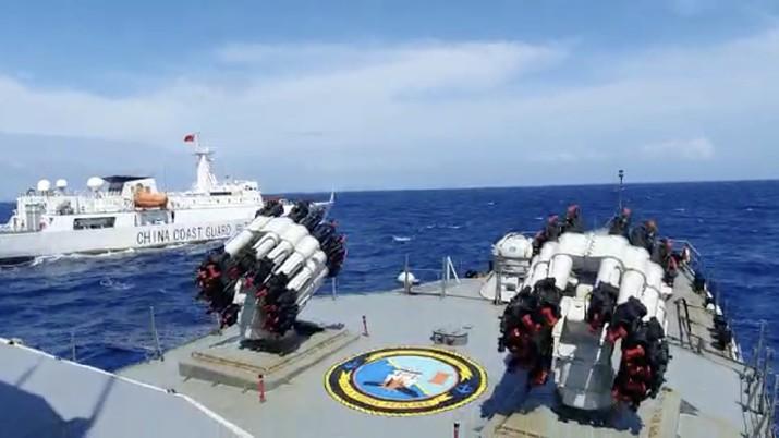 Apakah Indonesia Akan Kirim Protes Terkait Kapal China di Natuna?