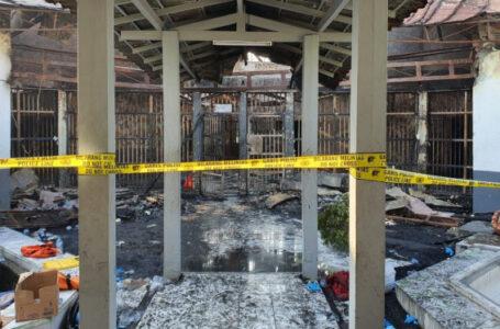 40 Orang Tewas Akibat Kebakaran di Lapas Kelas I Tangerang