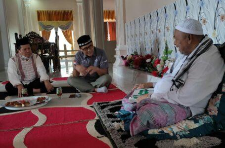 PHE NSO Silaturahmi dengan Ulama Kharismatik Aceh
