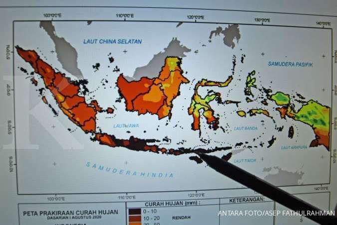 Heboh, Ada Fenomena Laut Bercahaya Di Selatan Jawa