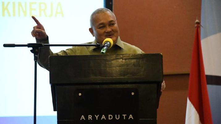 Alex Noerdin Ditetapkan Sebagai Tersangka Korupsi Pembangunan Masjid Sriwijaya