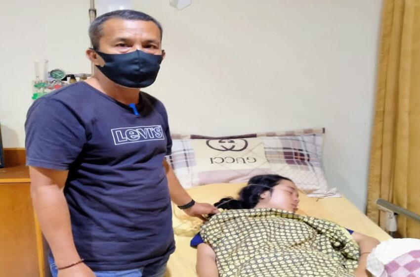 Orang Tua Siswi SMK  di Aceh yang Tumbang Usai Vaksin Akan Lapor Polisi