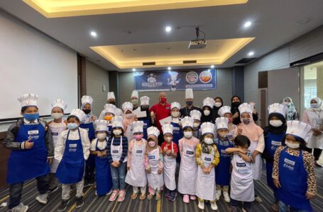 Kyriad Muraya Hotel Aceh Gelar Cooking Class Anak