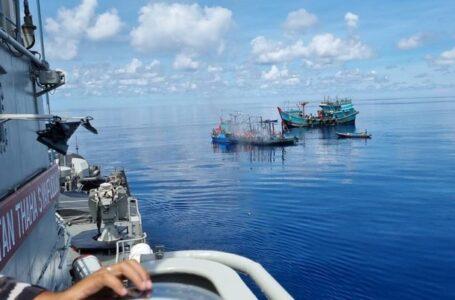 Ribuan Kapal China Masuki Natuna, Ganggu Tambang Indonesia