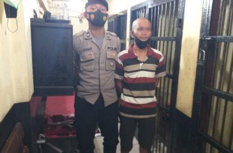 Bapak di Sumatera Utara Tega Bakar Anaknya
