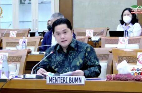 Menteri BUMN Sebut Ada Korupsi Terselubung di PTPN dan Minta Diungkap