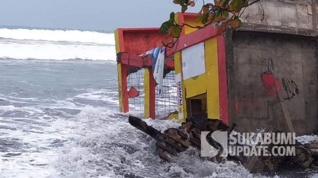 Sirine Tsunami di Palabuhanratu Bunyi, BPBD Perintahkan Ini