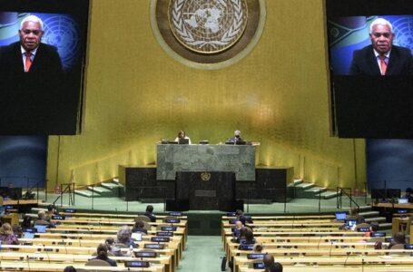 Vanuatu Singgung Indonesia  di Sidang PBB Terkait Papua