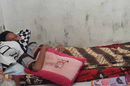 Wartawan Aceh Lumpuh Setelah Vaksin, 22 Hari Jalani Perawatan di rumah Sakit