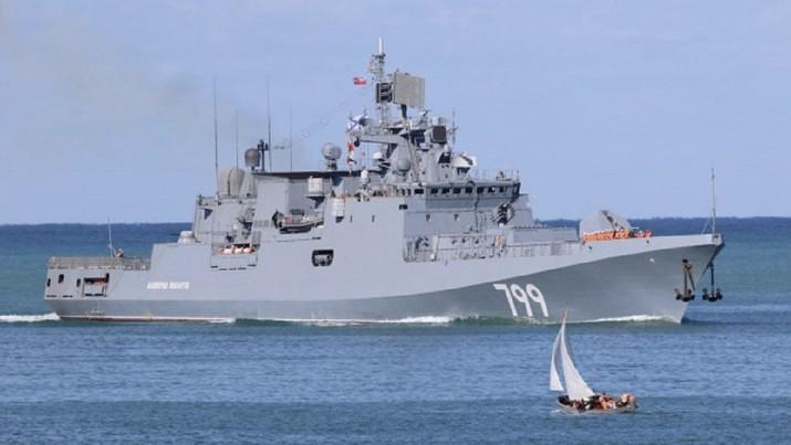 Rusia Usir Militer AS di Laut Jepang, Apa Potensi perang Dunia ke 3?
