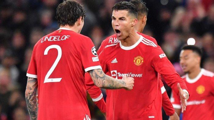 Cristiano Ronaldo Kangen Manchester United