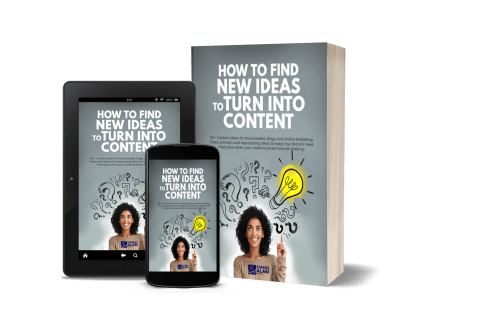 How to find new ideas to turn into content