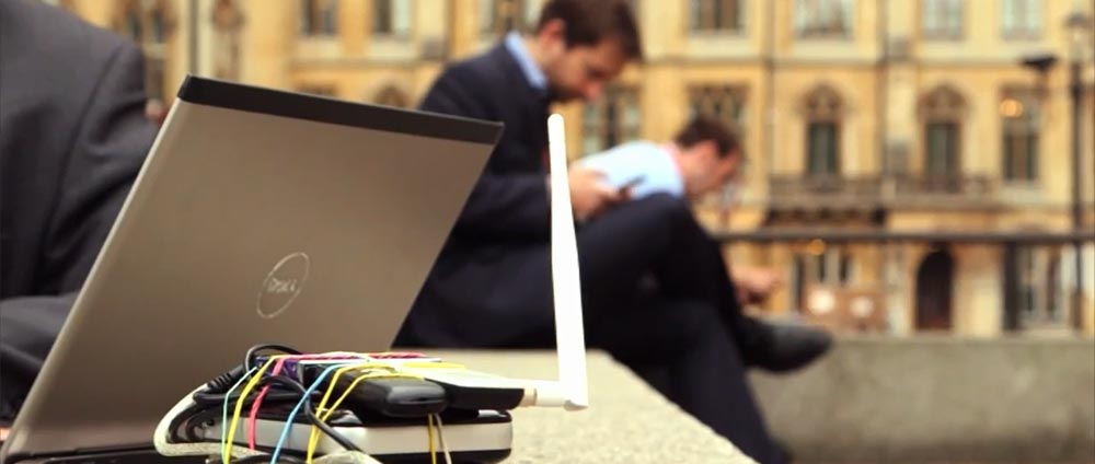 The Dangers of Public WiFi – And Crazy Things People Do To Use It
