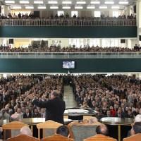 AD Belenzinho (SP) tem concorrida Reunião de Obreiros na última Segunda 06/08/2012