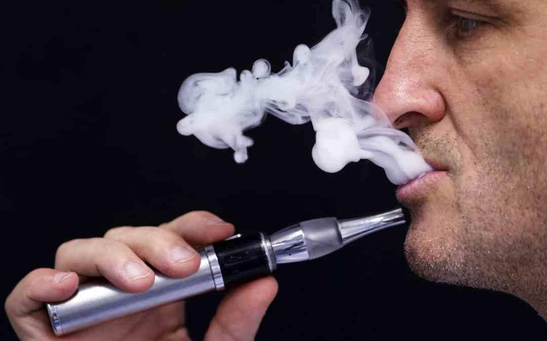 Cigarette électronique, mon Amour!