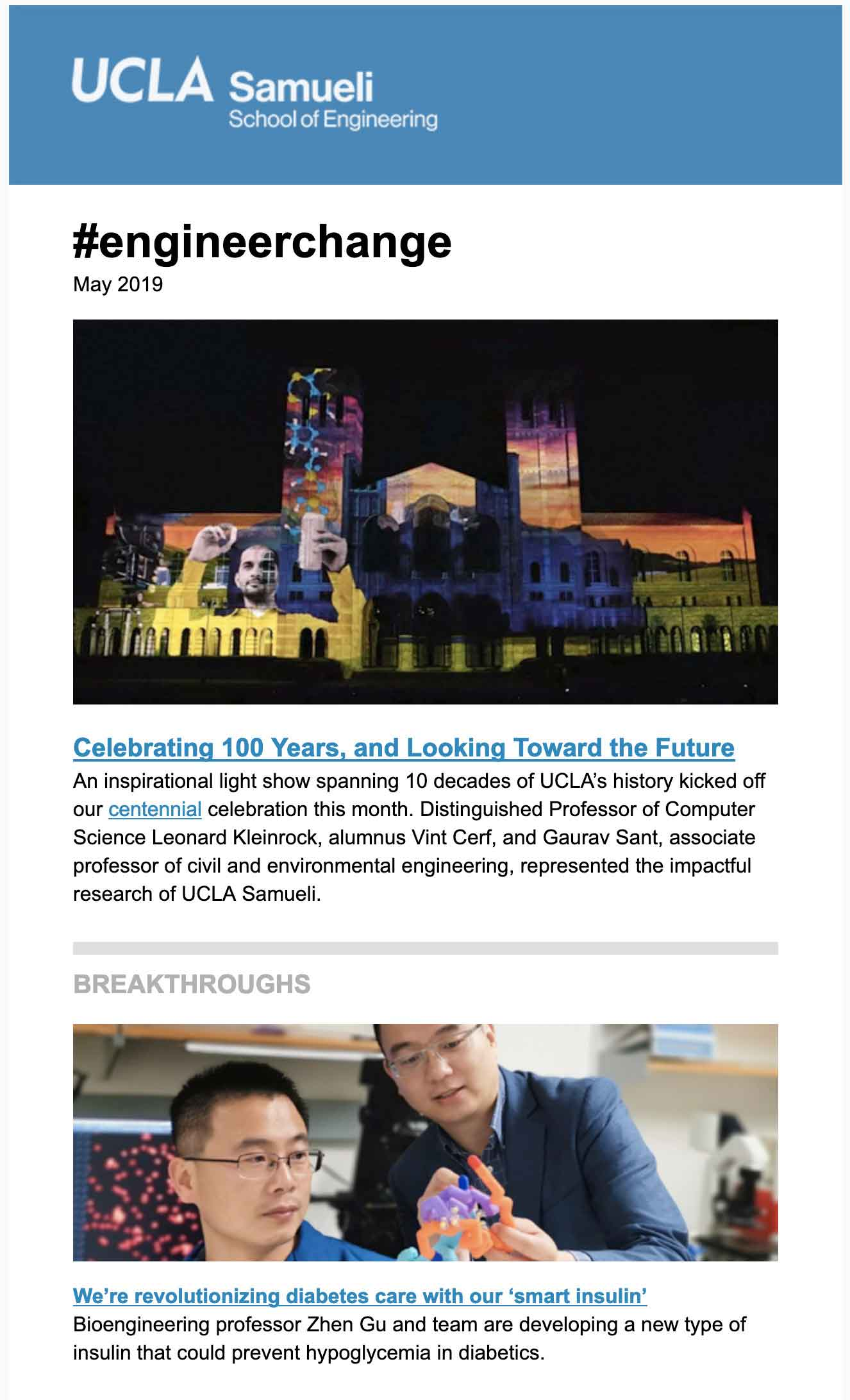 hight resolution of  engineerchange newsletter archive