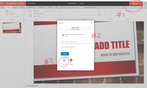 How To Publicly Embed Onedrive For Business Documents