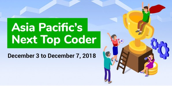 Asia Pacific Next Top Coder image