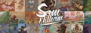 Sam MIlham Header