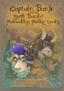 Captain Banjo Book Cover