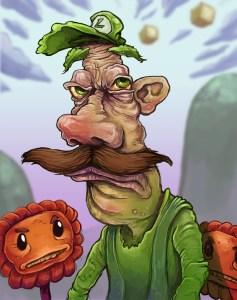 Elderly Luigi