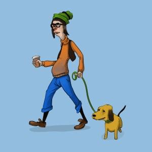 Hipster Goofy