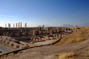 Überblick über Persepolis