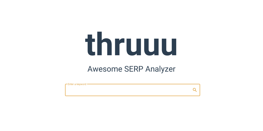 thruuu is a free SEO tool and it will help you with copywriting.