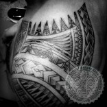 Samoan Tattoo, Polynesian Tattoo