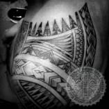 Samoan Tattoo, Polynesian Tattoo