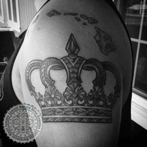 Hawaiian Tattoo, Samoan Tattoo