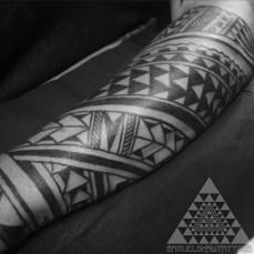 Hawaiian Tattoo Kauai