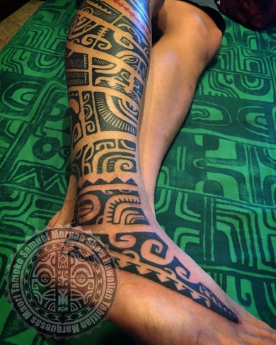 Marquesas Tattoo