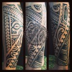 Freehand Polynesian