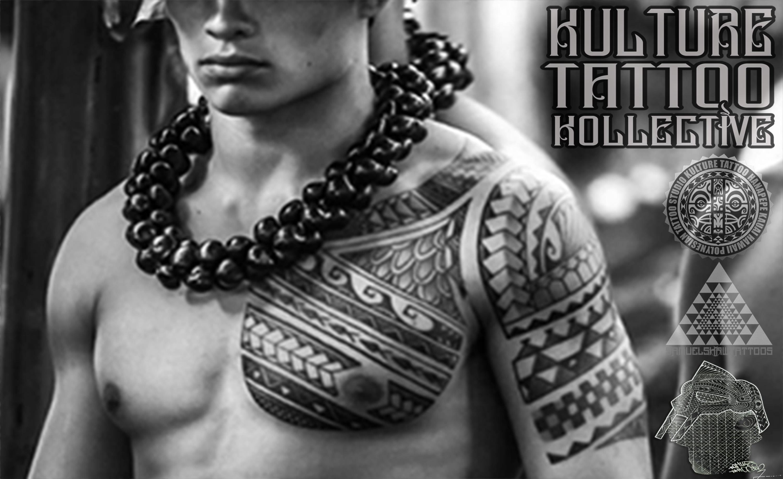 5b524d086 Samuel Shaw Tattoos. Kulture Tattoo Kollective. Kaua'i, Hawai'i