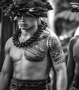 Hawaiian Tattoo