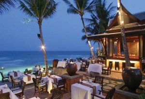 Eat sense main koh samui restaurant sea view