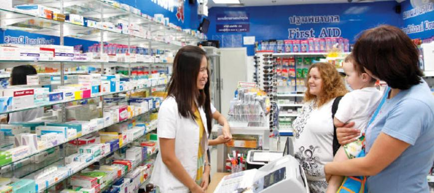 safety pharmacies samui