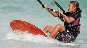 Samui kite boarding classes