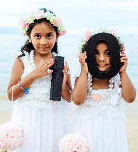 Wedding Samui kids