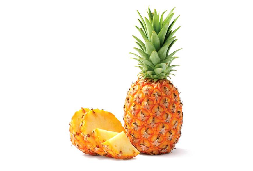 Top 15 fruits - Pineapple (Sapparod)