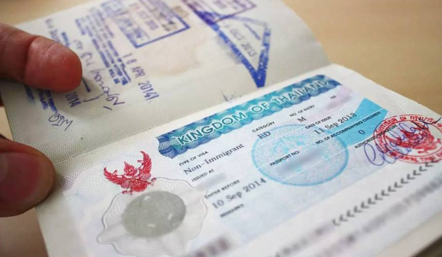 Thai Beginner, Intermediate and Advanced ED VISA