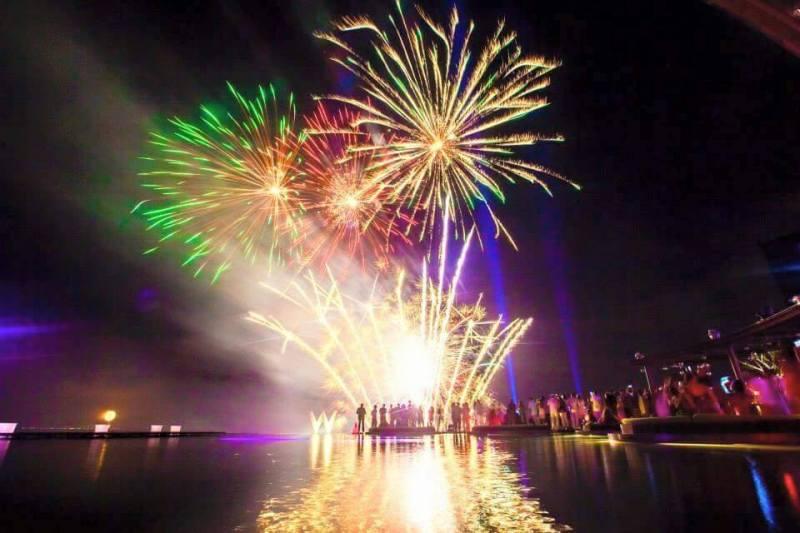 fireworks samui