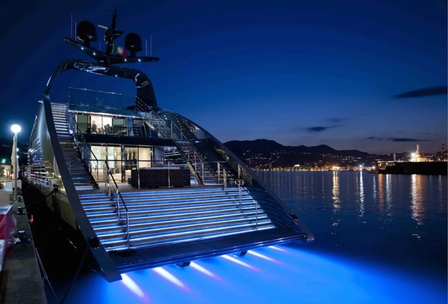 super yacht samui