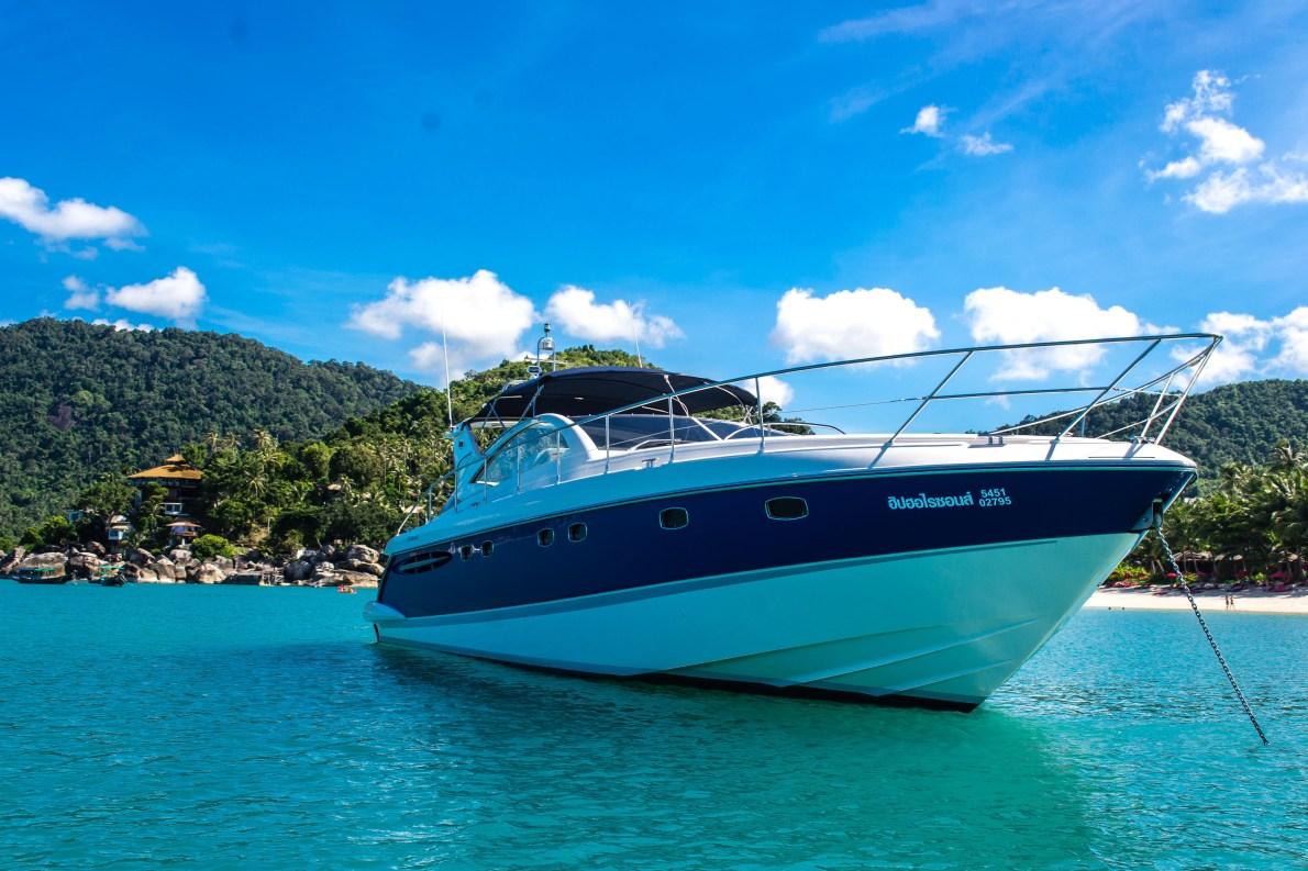 Fairline Targa 52ft Yacht