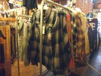 アイアンハート。ウエアハウスの2011新作ネルシャツも登場!