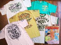 ライトニング掲載のグルーバーズTシャツ
