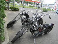 バイクカスタムしました!
